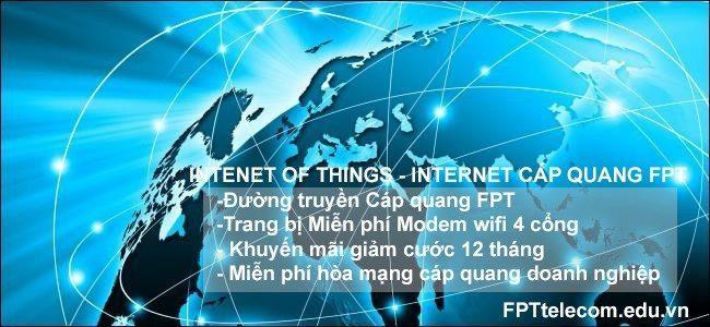 Internet Cáp quang FPT