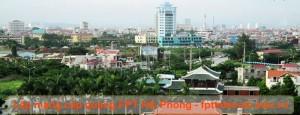 Cáp quang FPT Hải Phòng