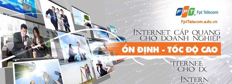 Lắp mạng cáp quang FPT Bình Thuận