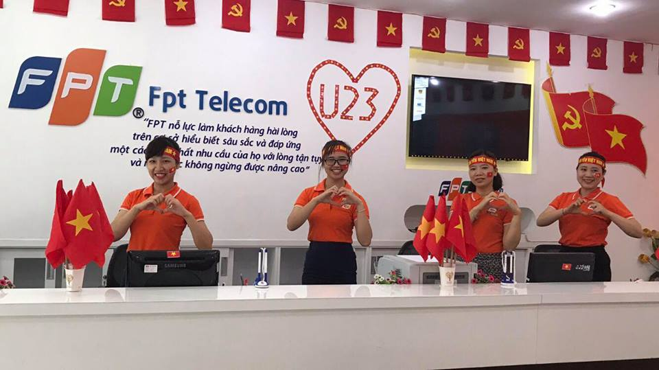 Lắp mạng FPT Thái Bình