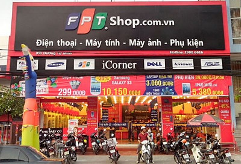 Giao dịch tịa FPT Shop