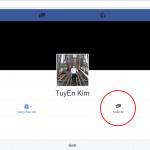 Hướng dẫn xem ai đang online Facebook