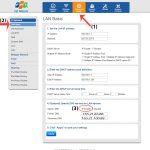 Hướng dẫn đổi DNS trên Modem G-97D2 – Tăng tốc internet khi đứt cáp quang biển