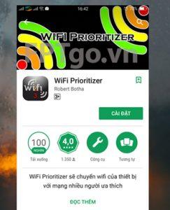 Phần mềm giúp điện thoại luôn có wifi mạnh nhất