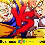 Cáp quang gia đình Fiber F2 và Cáp quang doanh nghiệp Fiber Business 45Mbps