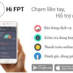 Ứng dụng Internet wifi HiFPT cập nhật tương tác với Modem tại V3.0