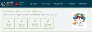 Thủ tục, quy trình khi đăng ký bán hàng cùng Lazada.vn như thế nào ?