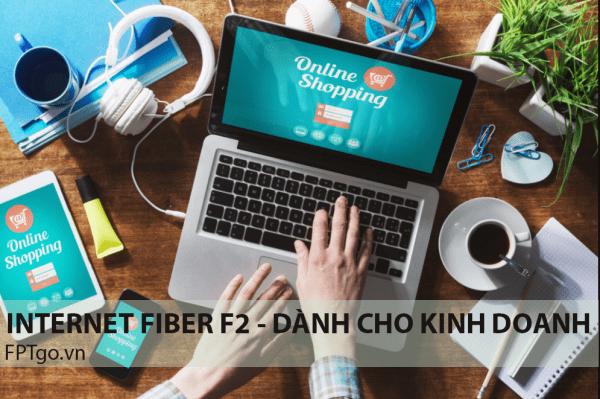 Gói cước Fiber F2 dành cho kinh doanh