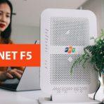 Gói cước internet Fiber F5 FPT Telecom