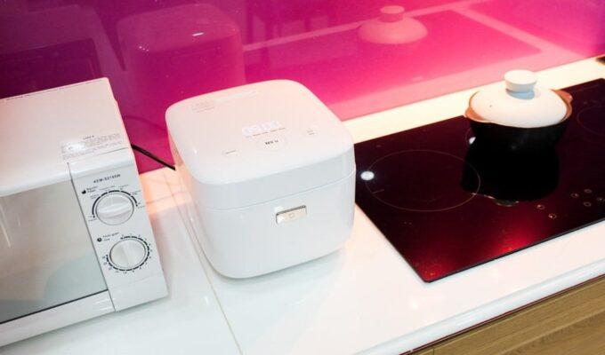 Nồi cơm điện thông minh của Xiaomi