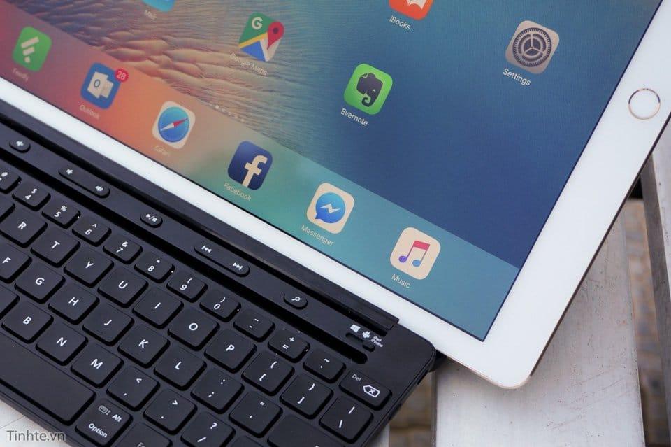 Sử dụng Ipad thay thế cho Laptop