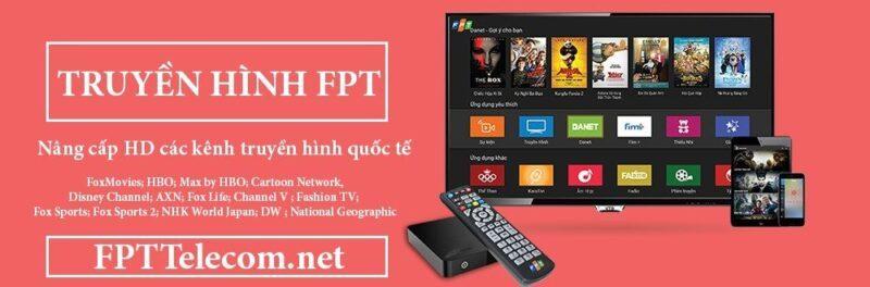 Dịch vụ truyền hình FPT nâng cấp các kênh truyền hình quốc tế lên HD