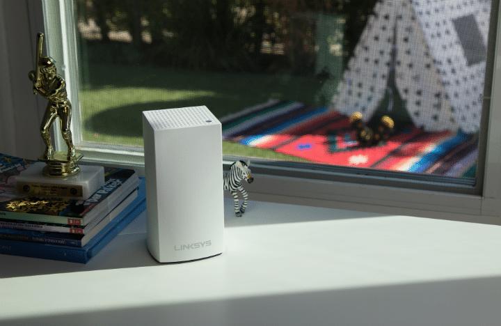 Wifi mesh Linksys