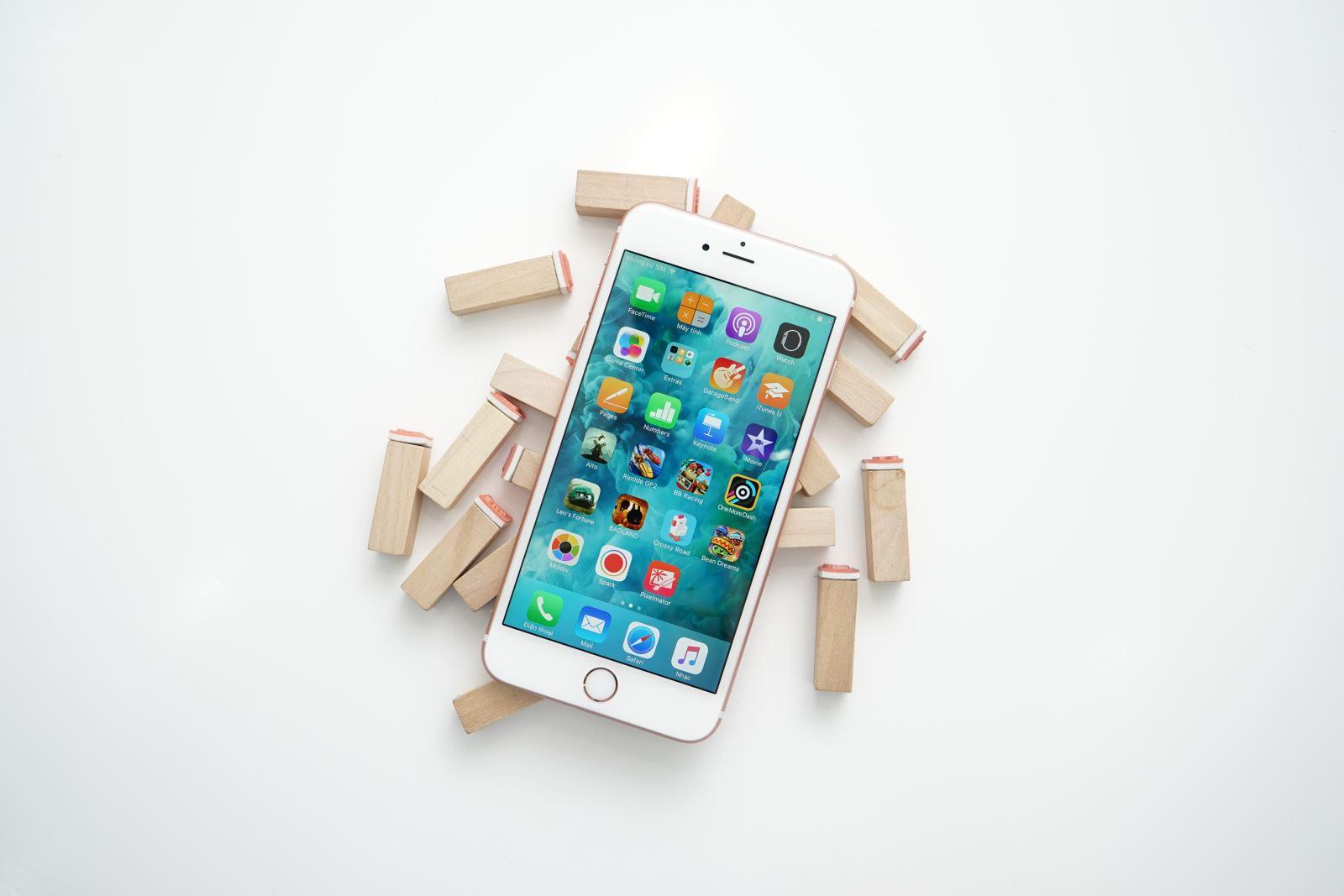 Vì sao bạn chọn Iphone