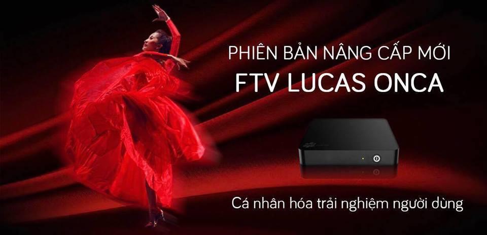Truyền hình FPT cập nhật FTV Lucas Onca