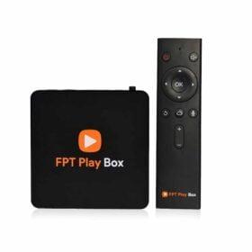 Đầu thu FPT Play box và điều khiển bằng giọng nói
