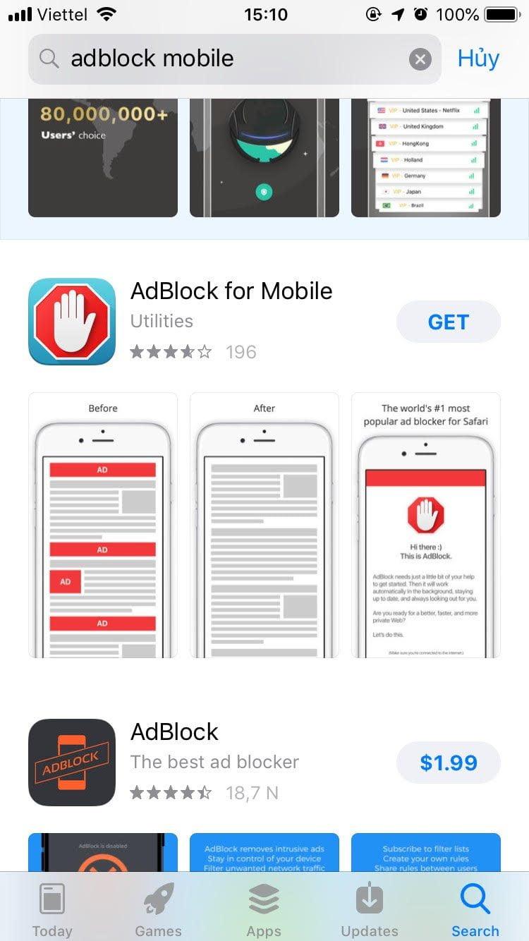 AdBlock-for-mobile