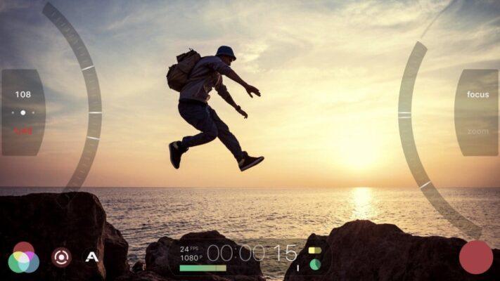 App Filmic Pro quay phim cực đỉnh