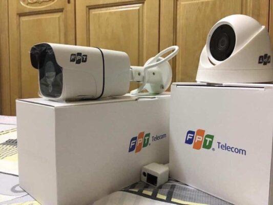 Thiết kế thông minh của Camera FPT ngoài trời
