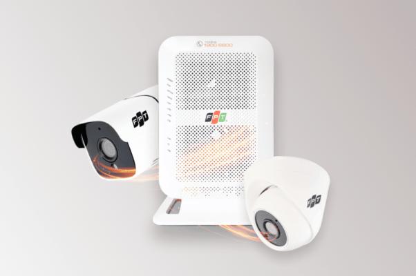 COMBO camera, truyền hình và internet của FPT