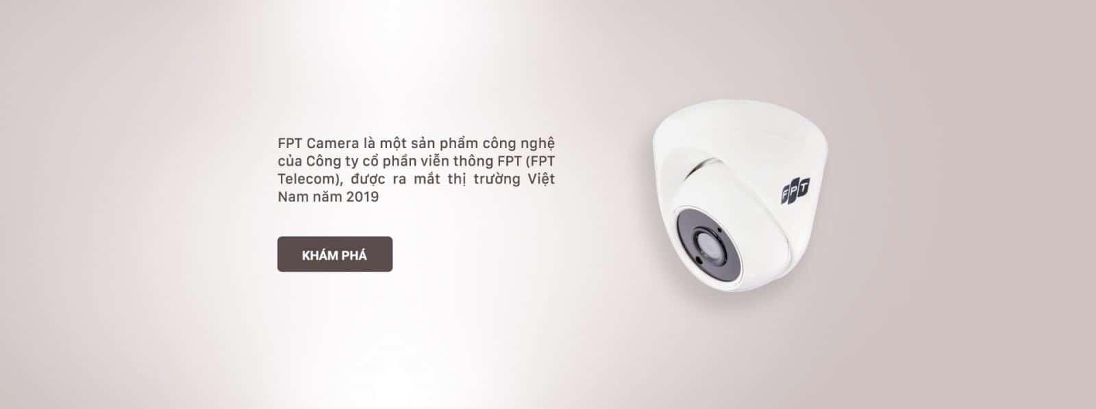 Camera giám sát dành cho gia đình