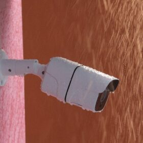 Camera Ngoài trời của FPT Telecom
