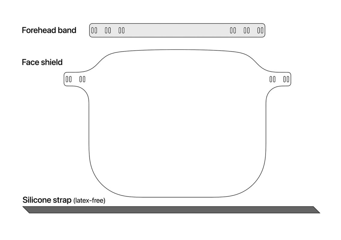 Mặt thiết kế của sản phẩm