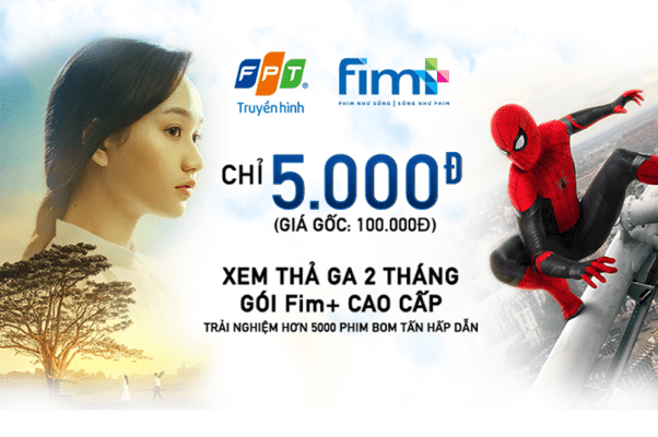 Đăng ký Film + chỉ giá 5k
