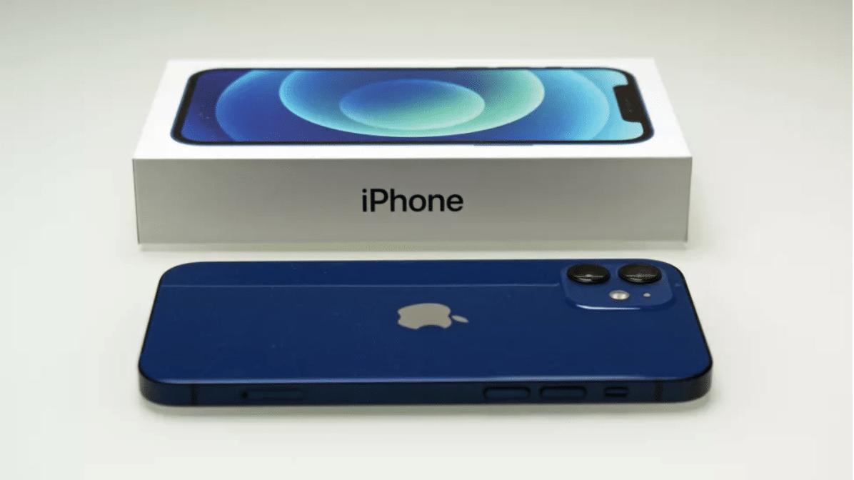 Ceramic Shield trên iPhone 12