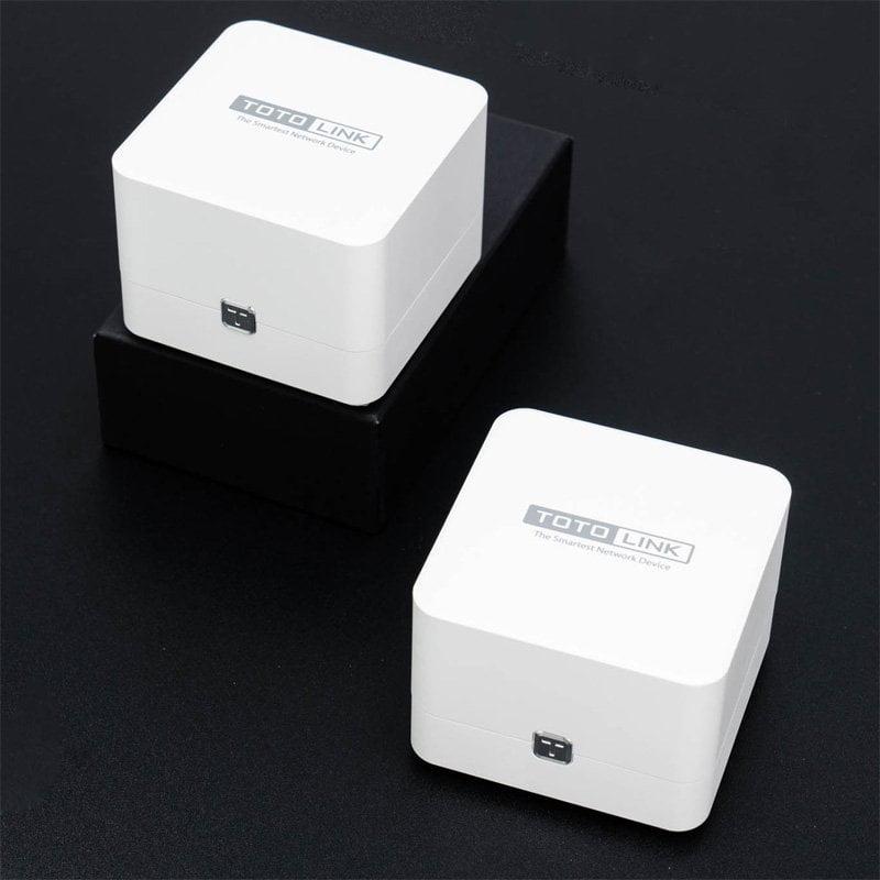 Wifi Mesh Totolink T6-v2 Ac1200 băng tầng kép tốc độ 1200mbps