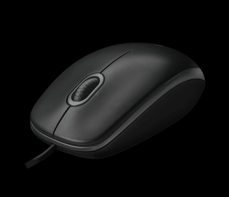 Chuột máy tính giá siêu rẻ Logitech B100