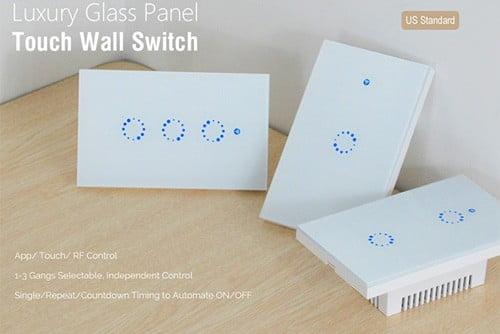 Công tắc thông minh Sonoff Touch T1