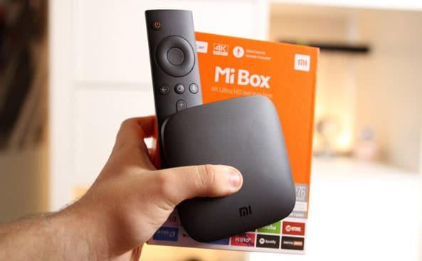 Đánh giá Mibox 4k