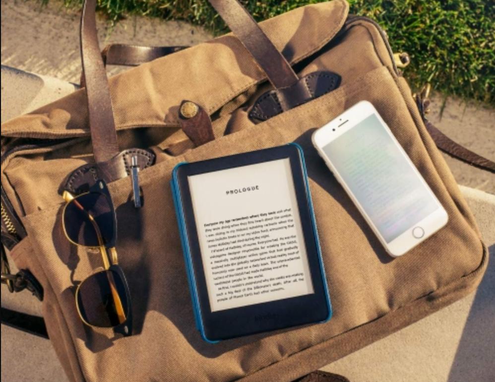 Máy đọc sách All New Kindle 2019