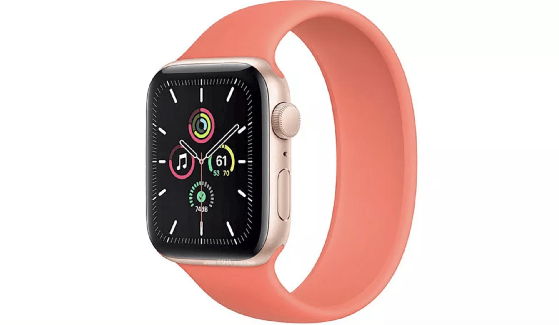 Đồ hồ thông minh Apple Watch SE