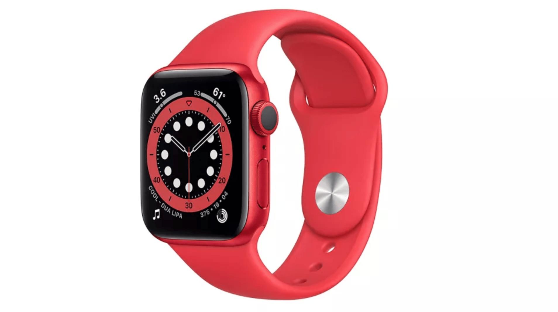 Đồng hồ thông minh Apple Watch 6