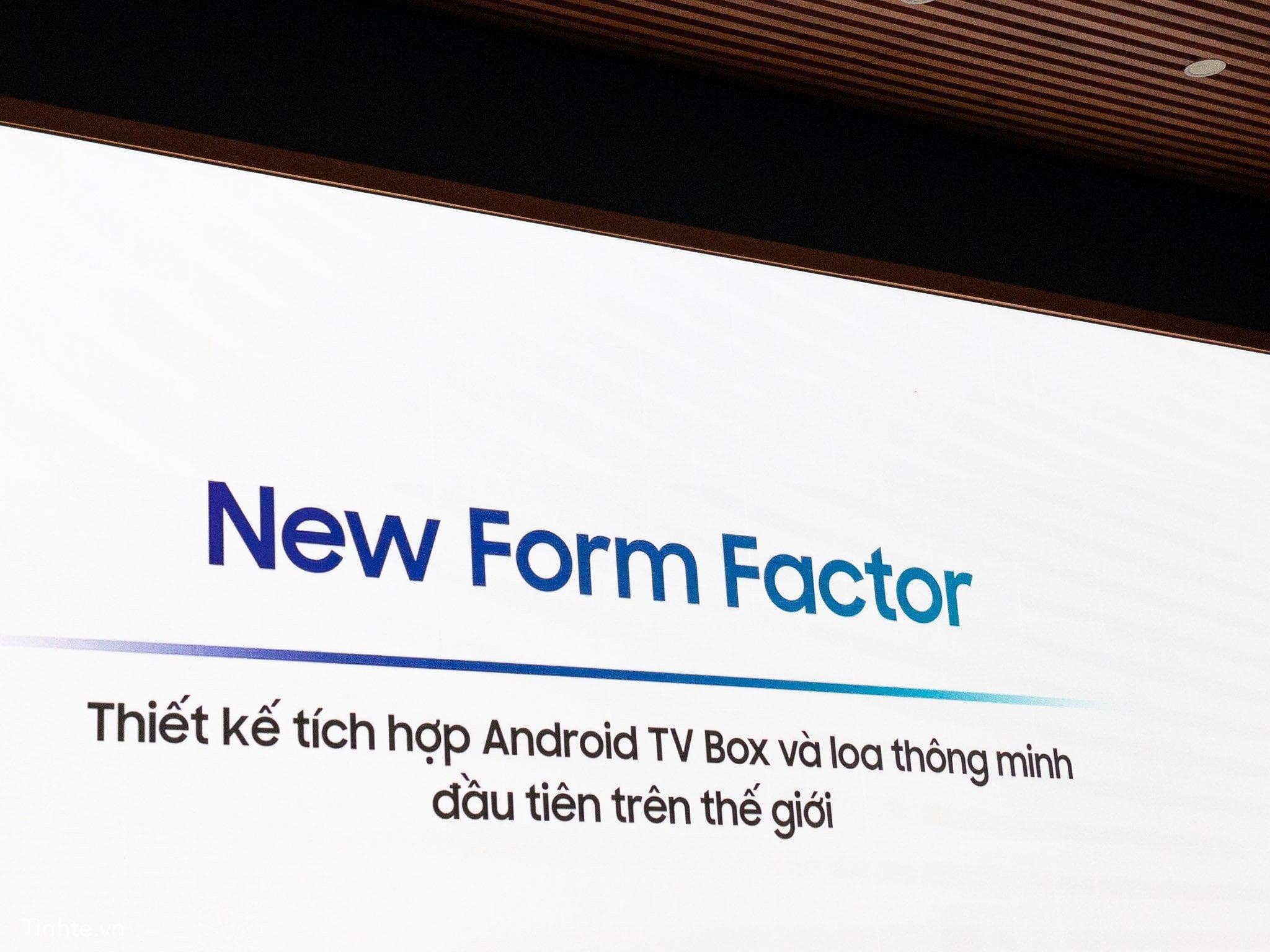 Android BOX TV tích hợp loa thông minh